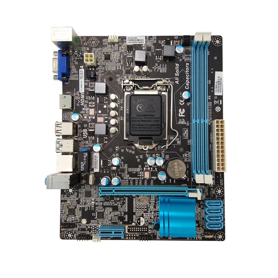 factory promoting good quality Intel H61 support ddr3 memory cpu i3/i5/i7 processors 1155 motherboard