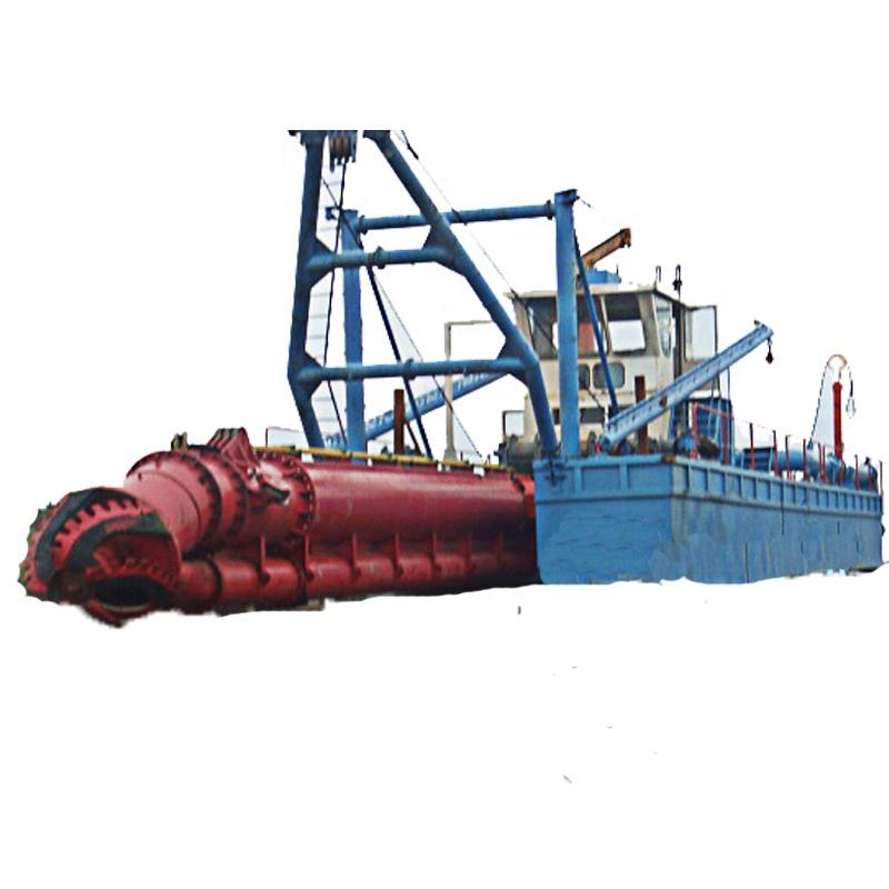 2018 Chinese Mini Floating Gold Dredge Barges For Sale