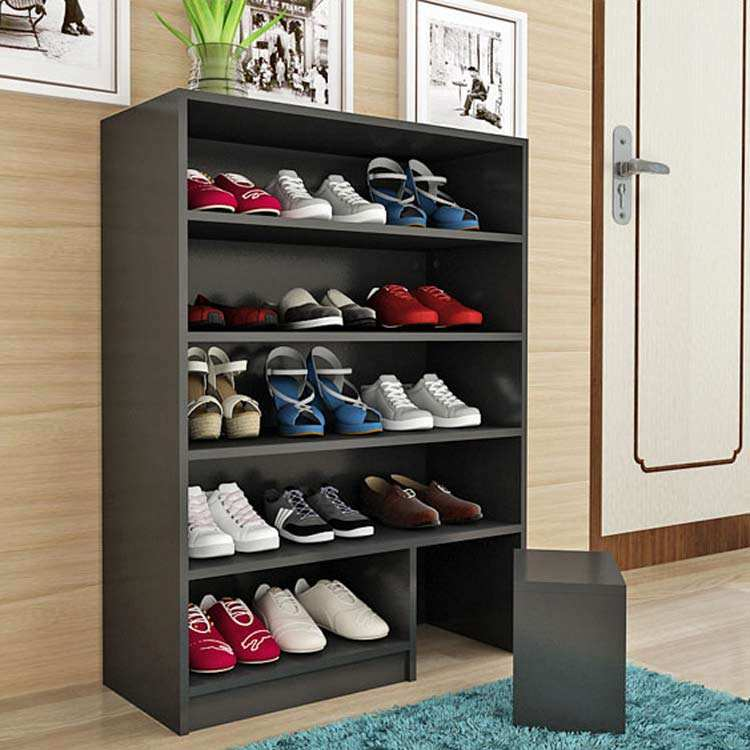 Racks Shoe Hot Saling Wooden Cheap Shoe Rack Space Saving For Living Room