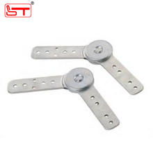 Reclining adjustable sofa bed spring hinges, modern sofa armrest headrest backrest hinge, sofa bed corner ratchet hinge