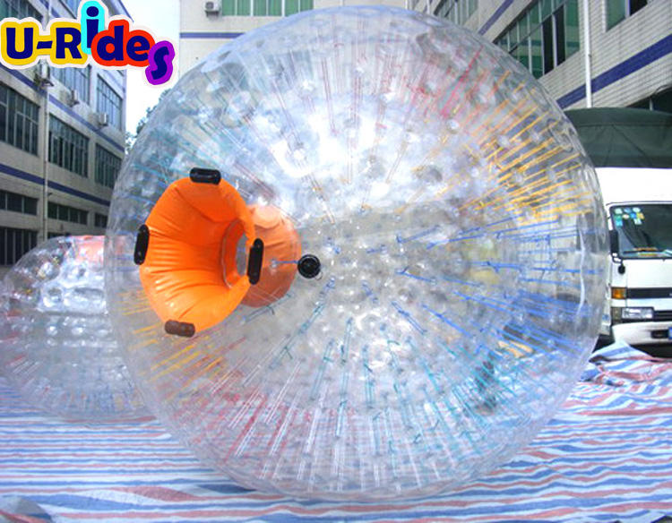 Resistance to 20 degrees centigrade pvc human hamster ball for sale