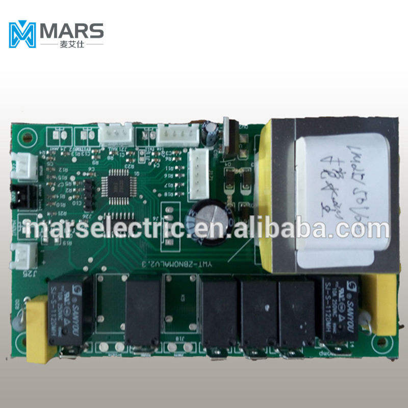 PCB Control board for ice maker IM-25/ZB-25/AZ-25 & IM-50/ZB-50/AZ-50 (Paddle system)