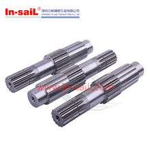Manufacturing ODM&OEM service stainless steel precision cnc machining electric fan motor shafts