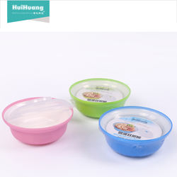 BPA free microwaves available safe large cheap price unbreakable bowl plastic baby bowl food bowl with lid