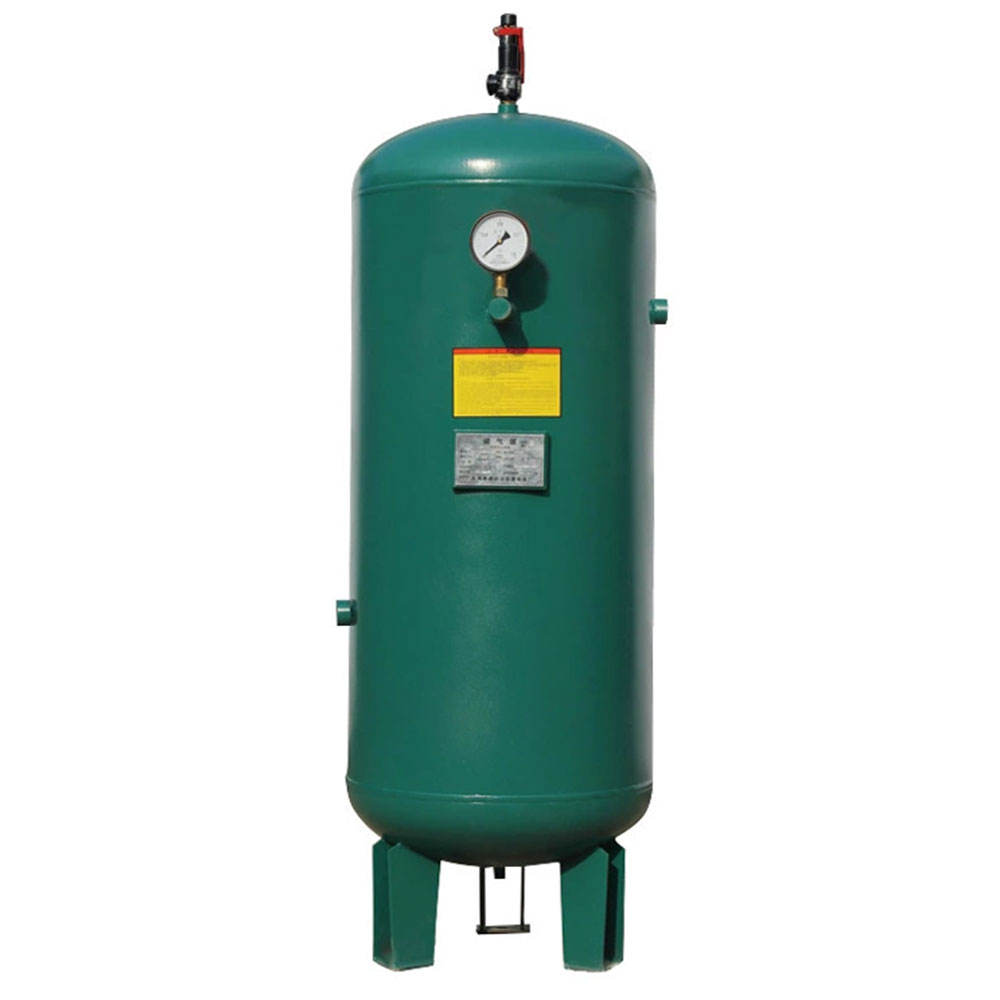 High Pressure 1000 Liter Asme Carbon Steel Compressed Air Receiver Storage Tank