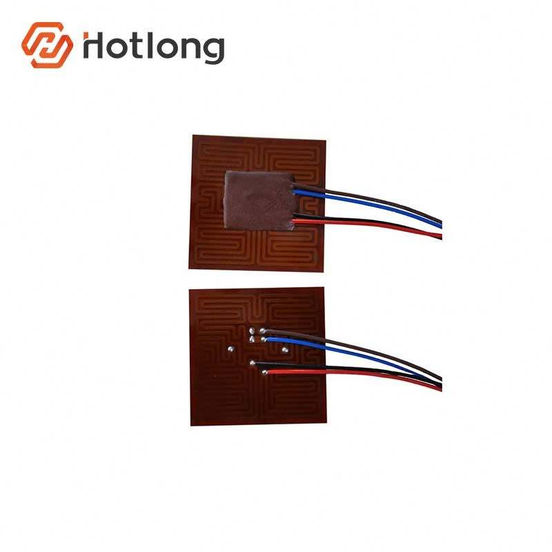 etched foil electric polyimide film heating element