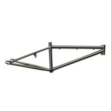 Freestyle bmx bicycle motocross frame titanium alloy bike frame