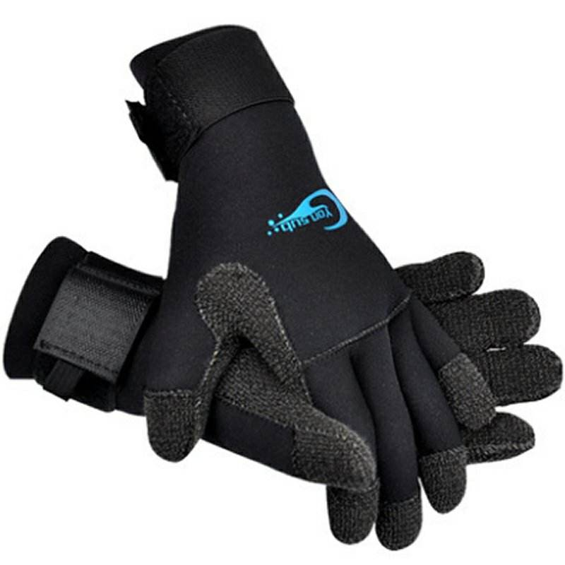 3mm Neoprene Kevlar Anti-slip custom diving gloves