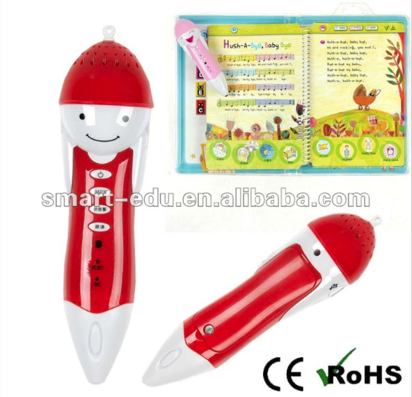 Factory Supply Electrical digital pen for children learning