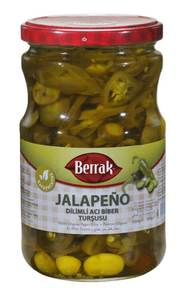 Jalapeno Lada Slices 720 ml Jar