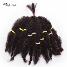 "8""Crochet Braid Hair Senegalese Twist Afro Kinky Curly Marley Synthetic Hair"