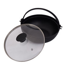 High quality tempered glass cover pot lid for frying pans