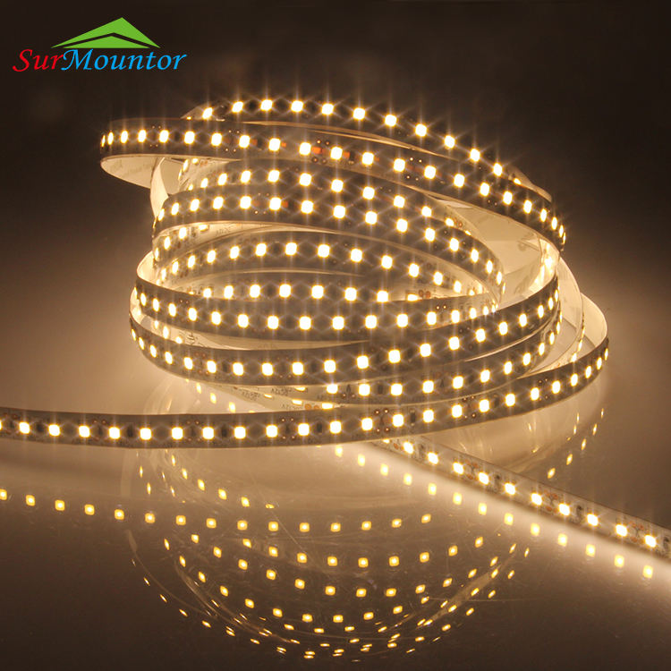 9.6W 3528 Led Strip IP20 Non防水R/G/<span class=keywords><strong>B</strong></span>/W Cabinetホーム飾るLed Strip Light