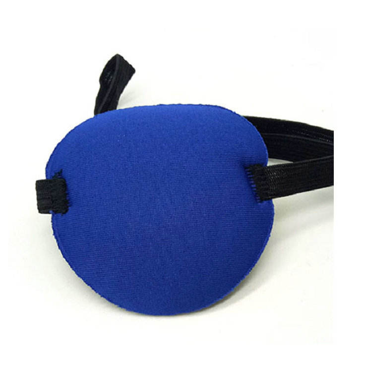 Soft Comfortable Pirate Eye Patch One Eye Mask with High Elastic Sponge