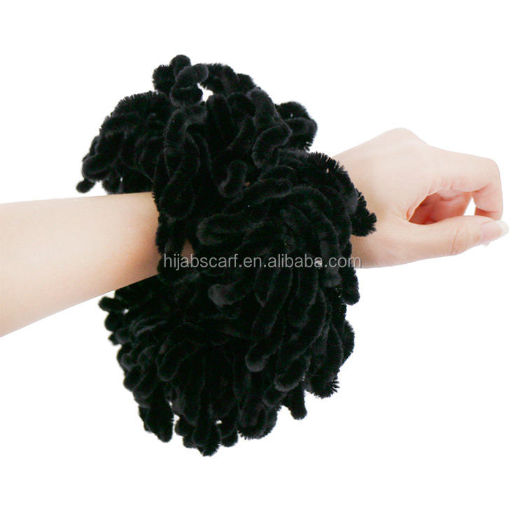 beat-selling ring scarf Wholesale Factory Price fashion Scrunchie Volumising Hijab
