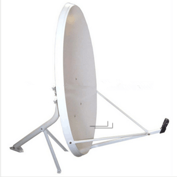 ku band 45cm satellite dish/tv/wifi/dvb-t/yagi/wireless antenna & receiver