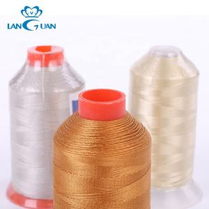 high quality 210D/3 sewing nylon 6 bonded thread
