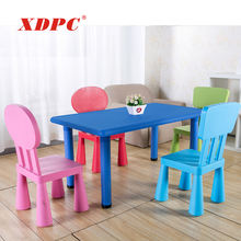 Childrens student folding table and chairs set for sale