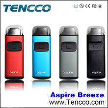 New Arrival Aspire Breeze Kit With 2ml TPD Aspire Breeze Wholesale From Tencco