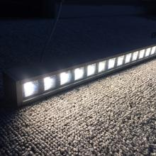 IP65 waterproof led color bar 36W RGB led wall wash bar for building illumination