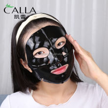 bamboo charcoal facial mask face pack for oily skin