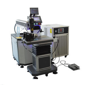 High speed Gold quality laser welding system price laser welding metal machine