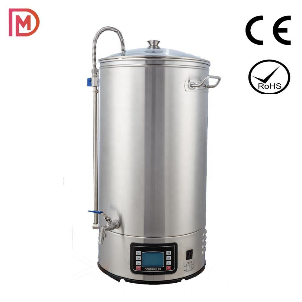 New products 60L craft beer brewing machine/ Home brewery equipment/alcohol distiller home brew/50L similar Guten Microbrewery