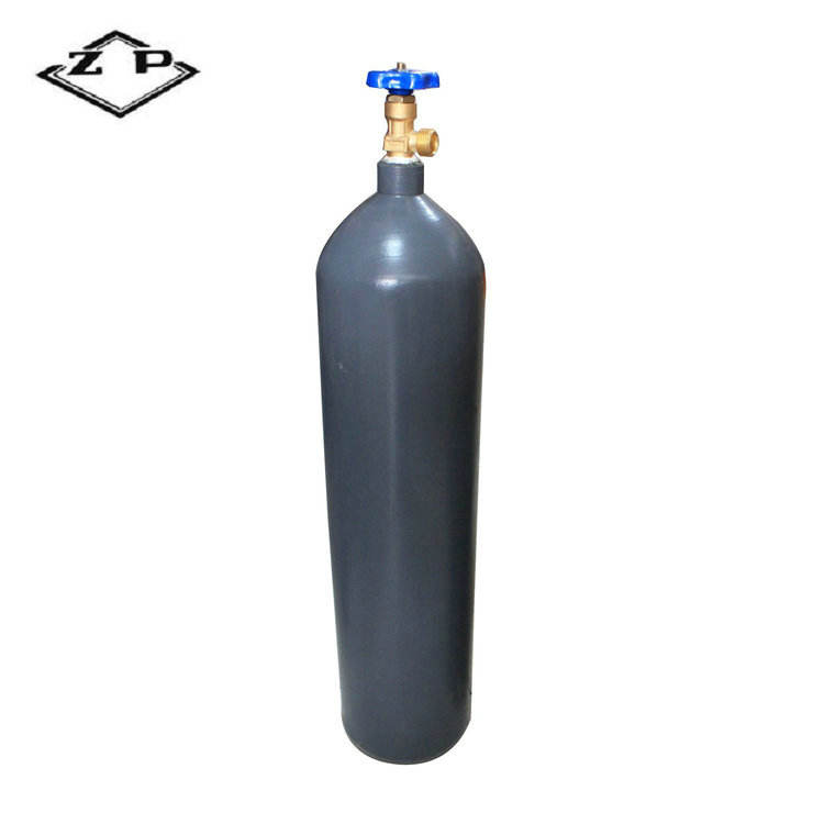 Direct factory manufacture seamless steel argon gas cylinder products imported from china