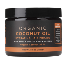 150g Organic Coconut Oil Hair Pomade Private Label For Hair Care
