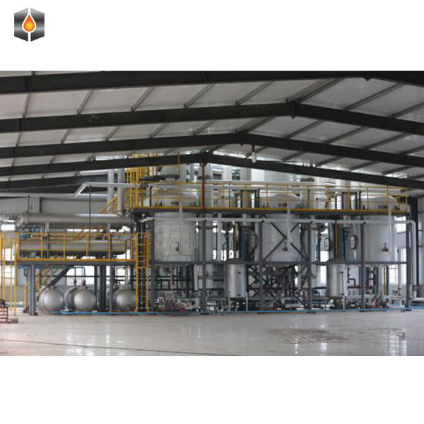 Coal Tar Distillation To Fuel Oil Machine