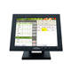 15 Inch 1024 * 768 USB Ports LCD Touch Screen Monitor