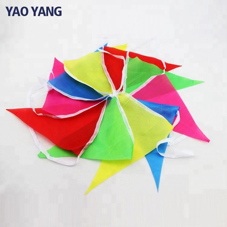 China Bulk Site Best Choice Custom Personalized Bunting Polyester