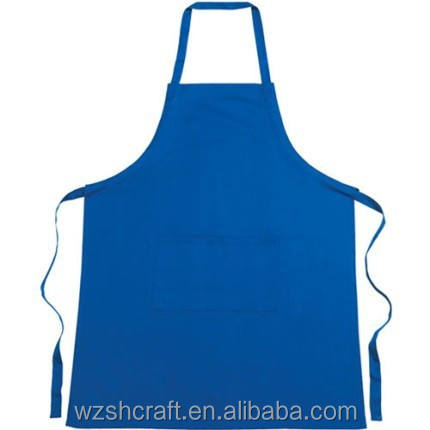 Cheap Customized Design Kitchen Apron Cotton