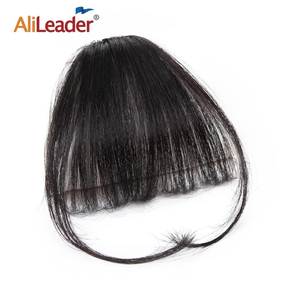 AliLeader Virgin Hair Hand-made Bangs