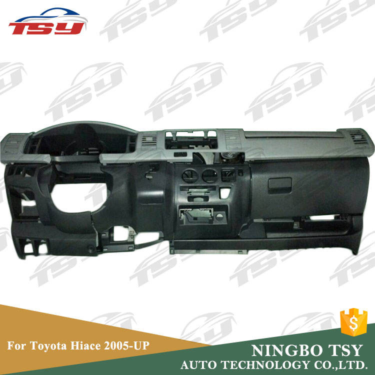 Wholesale Car Auto ABS Dashboard For Toyota Hiace 2005-UP
