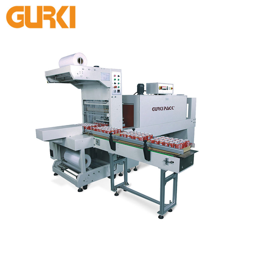 Gaine thermorétractable automatique GURKI