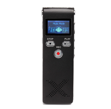 8GB Professional High-definition Digital Voice Recorder Dictaphone with MP3 Player