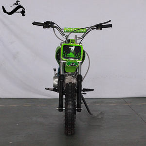 Goedkope monster dirt bike 125cc pit bike kick start dirt bikes