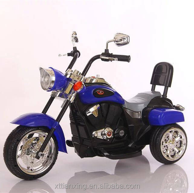 2018 China Toys Factory wholesale Cheap Price Baby Ride on Toy electric motorcycle Kids Happyel Car for children