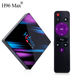 China Product Manufacturers TV Box Android 4K 2GB/4GB RAM 32G/64G ROM H96 Max Android 9.0 Smart TV Box H96 Max RK3318