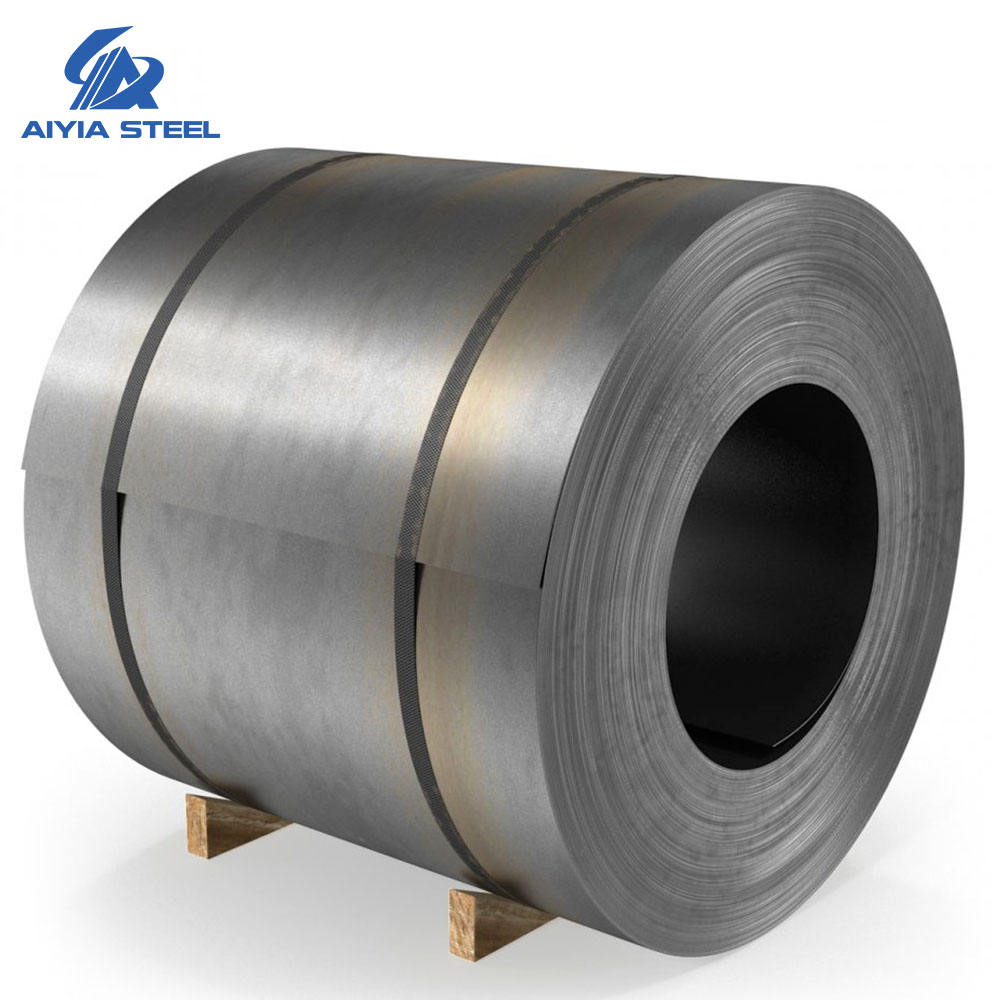 Quality assured Sample Available Bright Surface Cold Rolled Annealed Steel Strip