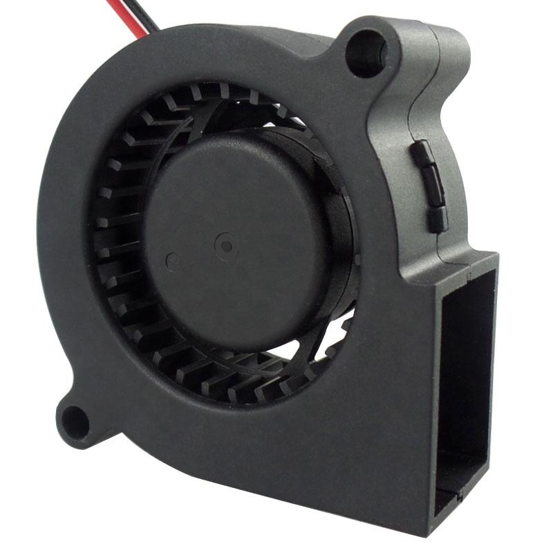 China supplier blower 2 inch 50mm 5v 12v 24v brushless micro centrifugal fan 50X50X20mm for car,charger