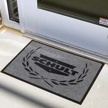 Custom OEM Logo Carpet Floor Mats