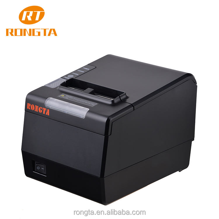 80mm Thermal Receipt Ticket Printer Bluetooth