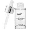 Skin Care Private Label Anti Wrinkle Argireline Swiss Apple Stem Cell Face Serum