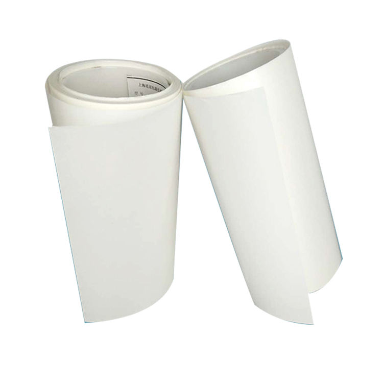 40g White Waterproof Silicone Coated Glassine Release Paper
