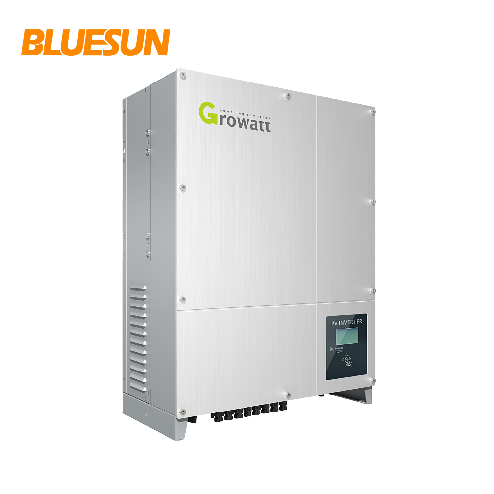 Growatt turbin angin inverter 3 phase 50kw surya inverter kotak dasi inverter 10kw 20kw 30kw 40kw
