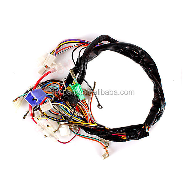HAISSKY motorcycle wire harness assy for cg 125 ax 100 wy gy 150 motorcycle parts