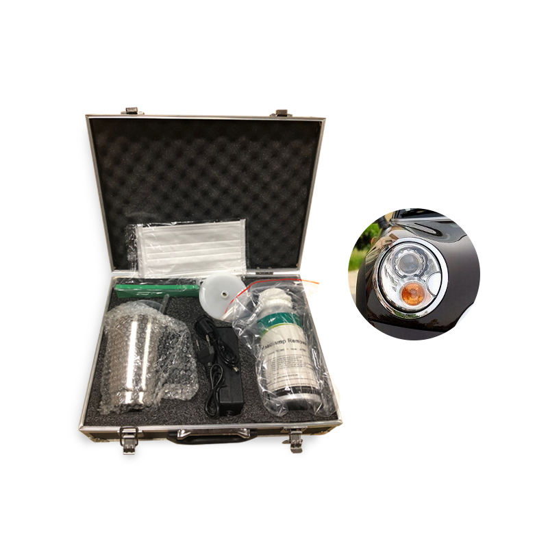 Steam Headlight Restoration Kit Car Headlights Cleaner Headlamp Remover