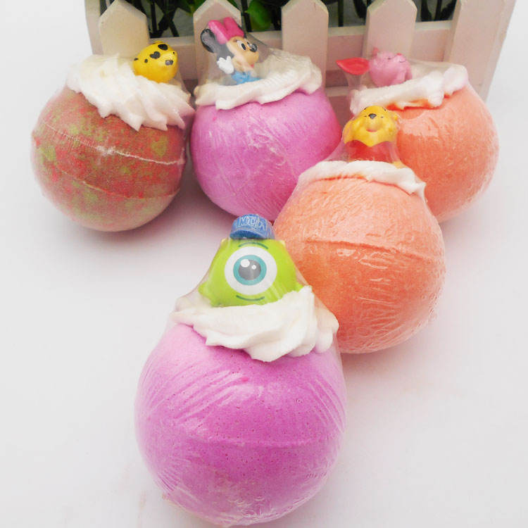 Luxury Bombs Private Label Factory Package Custom Colorful Skin Care Natural Fizzy Organic Bath Bombs Set